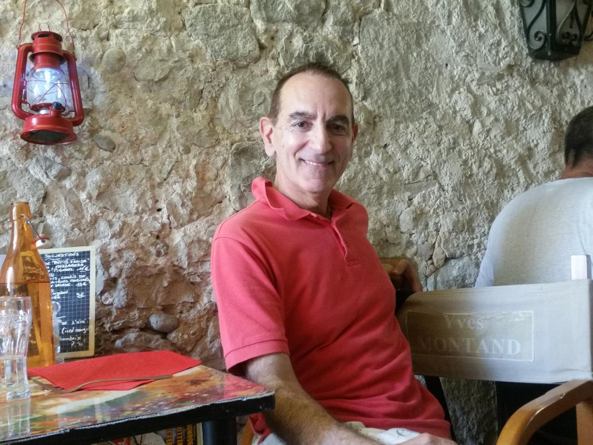 Blog-coincidenze a St-Paul-de-Vence
