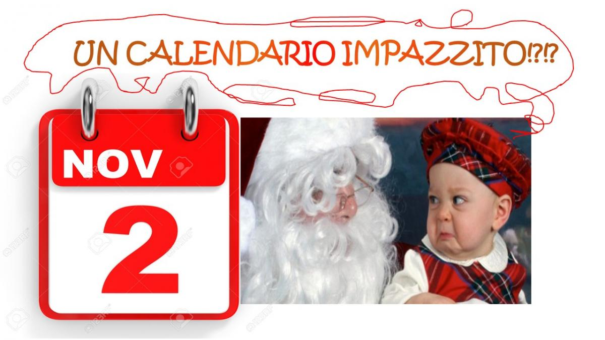 Blog – un calendario impazzito - marketing estremo!